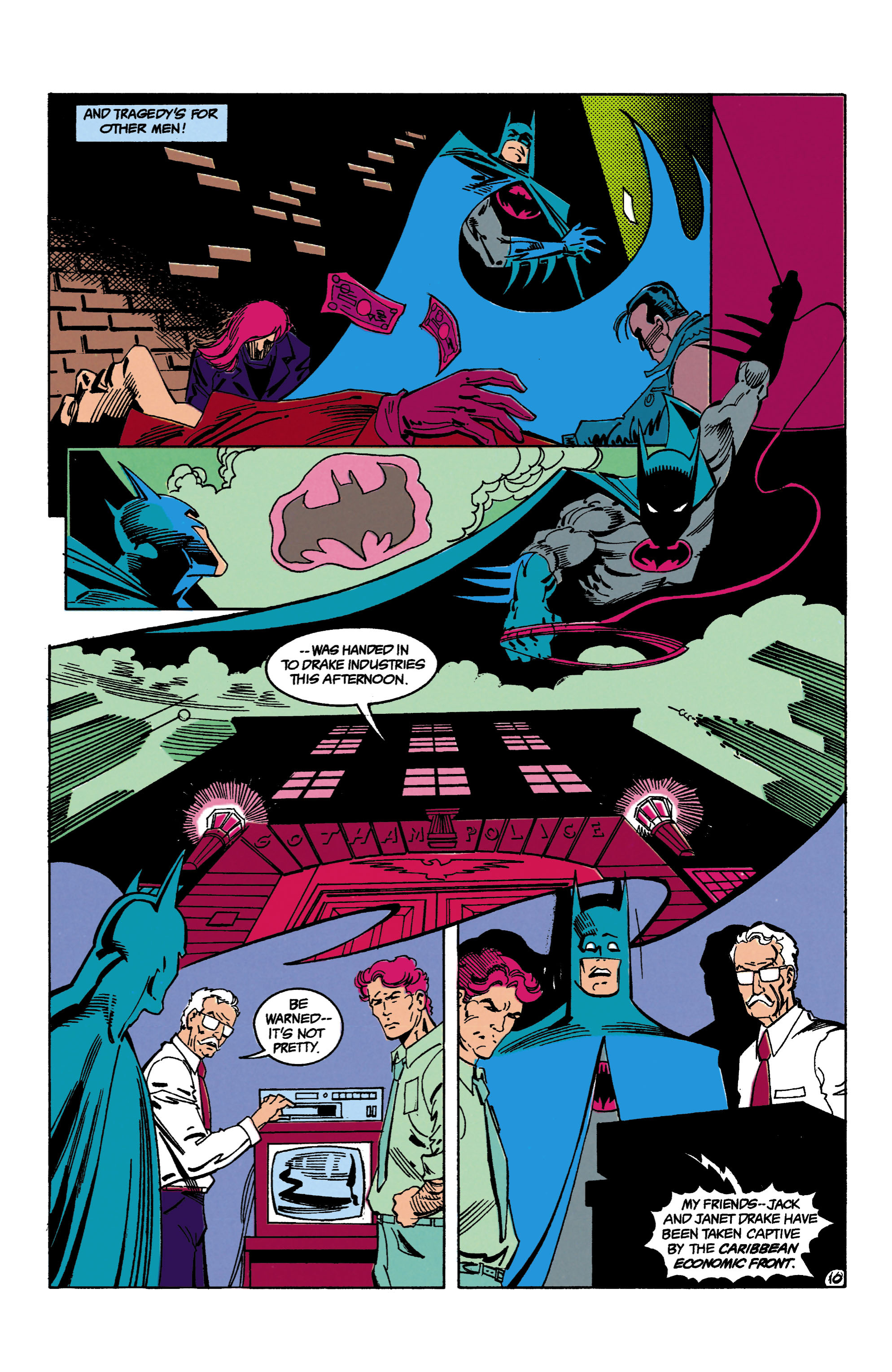 Detective Comics (1937) Issue #619 Page 11