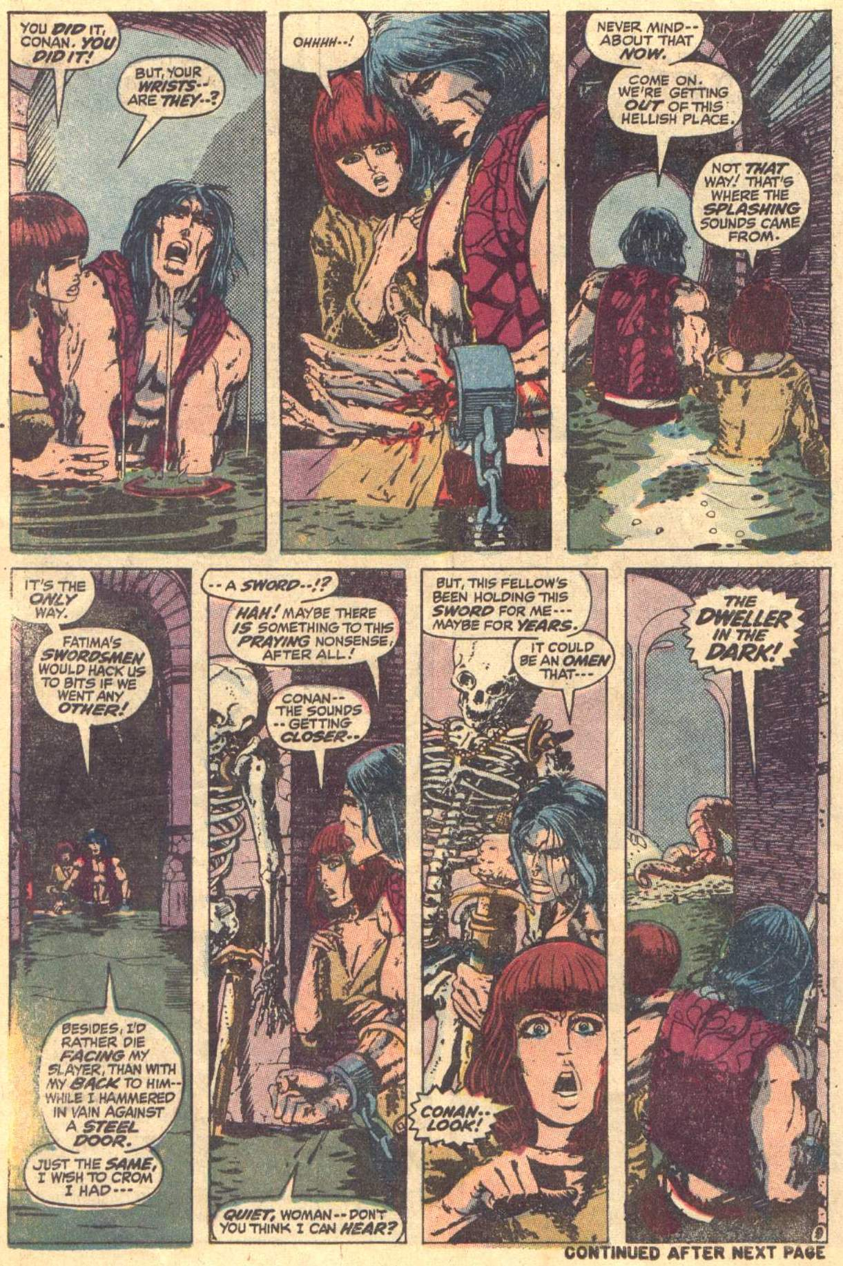 Conan the Barbarian (1970) Issue #12 #24 - English 10