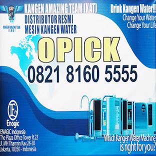 Dapatkan Mesin Kangen Water