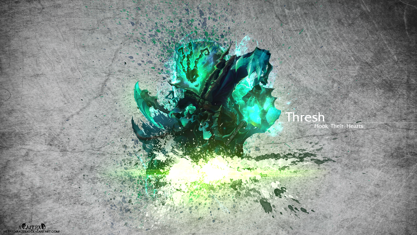 league of legends thresh guide