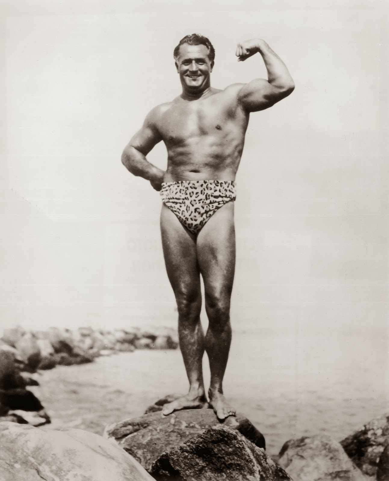 Inside The Apple Charles Atlas Bodybuilder And Artist S Muse
