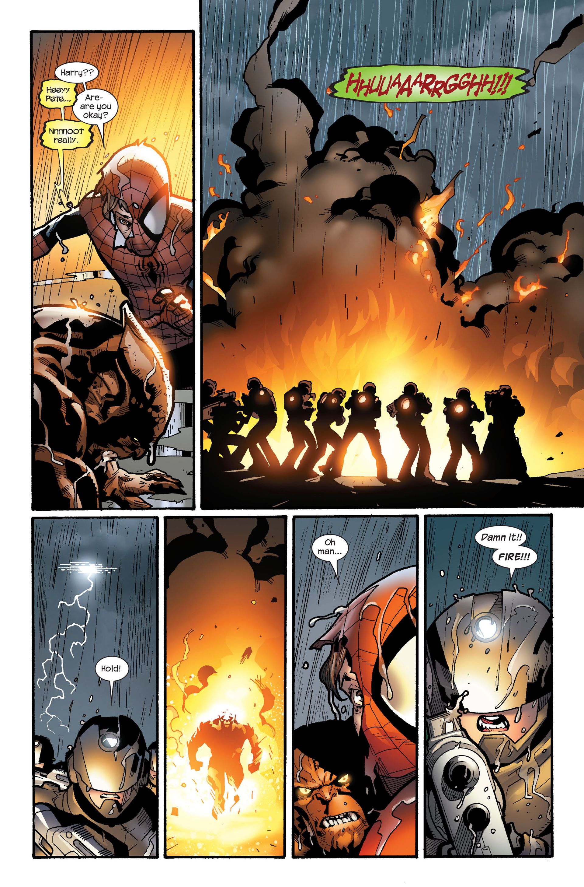 Ultimate Spider-Man (2000) Issue #117 #121 - English 12
