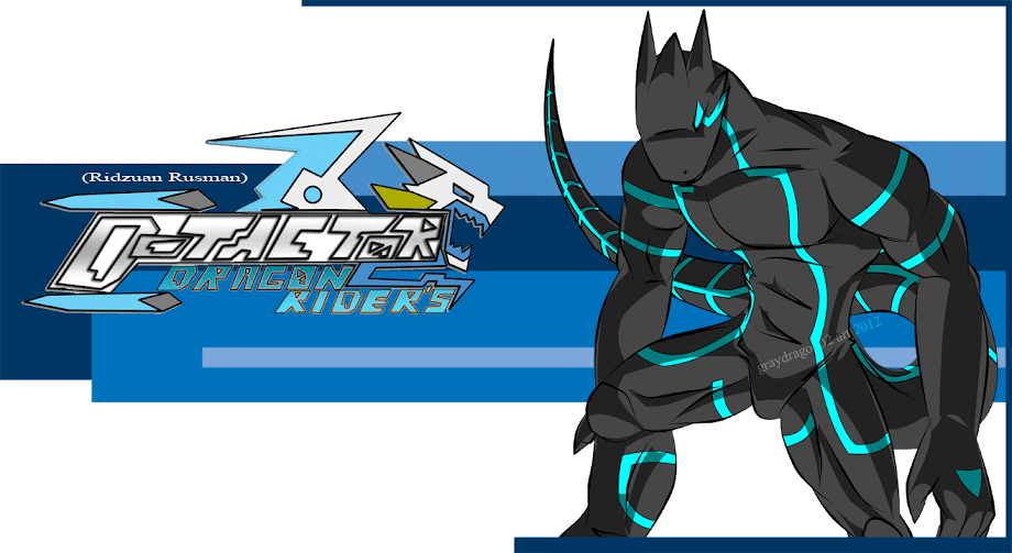 D-TACTOR Dragon Rider's Episode