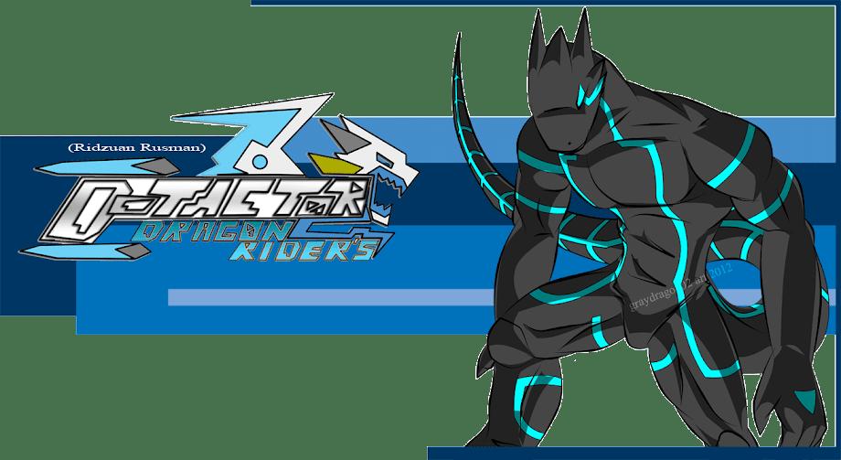 D-TACTOR Dragon Rider's Episode