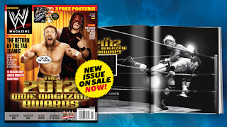 WWE's Official Magazine January 2013 Issue Preview & Download PDF-E-Book