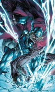 Thor: The Deviants Saga cover art