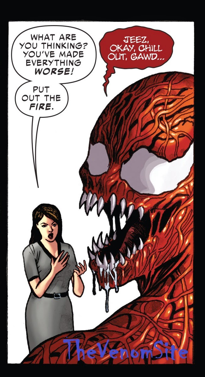 Read AXIS: Carnage digitally on comiXology
