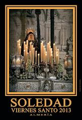 Cartel de la Soledad 2013