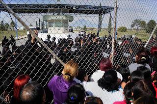 Asciende a 44 la cifra de muertos en riña en un penal del norte de México