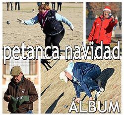 Torneo de Navidad del Club Petanca Aranjuez