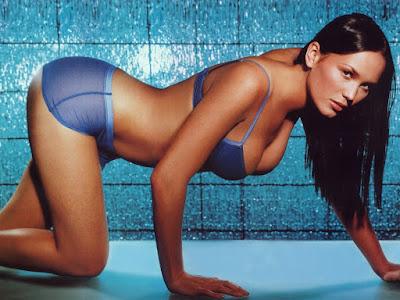 Lucy Clarkson Bikini Wallpaper