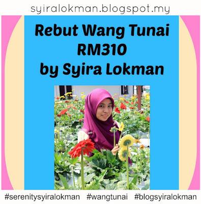 Rebut Wang Tunai RM310 by Syira Lokman !