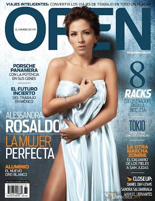 Alessandra Rosaldo Revista Open Edicion Febrero 2013
