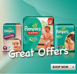 Buy Diapers 50% off & 1% off Via Babyoye :BuyToEarn