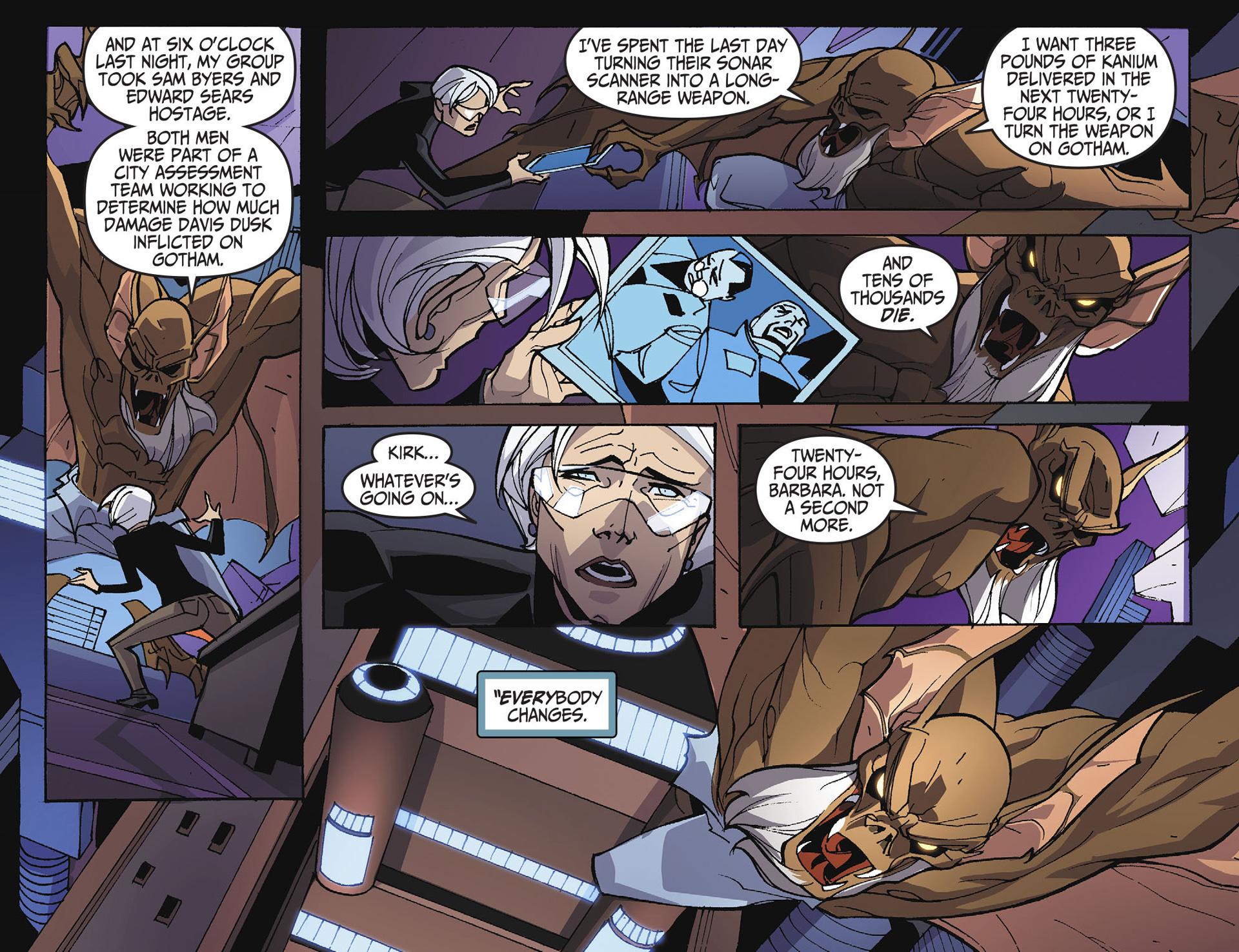 Batman Beyond 2.0 Issue #10 #10 - English 10