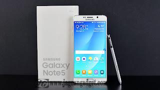 Daftar Harga Samsung Galaxy Note 5