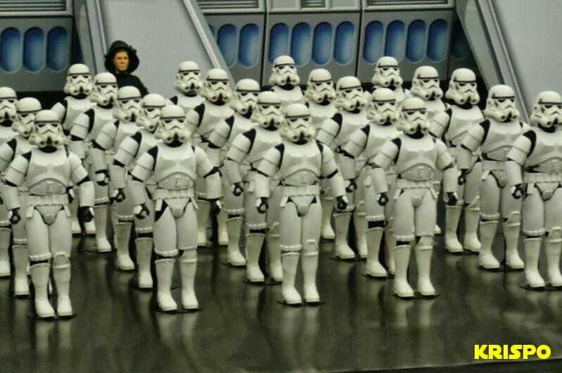 figuras soldados imperiales star wars