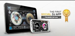 Turntables DJ Mix