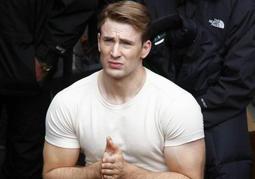 Chris Evans Workout an...