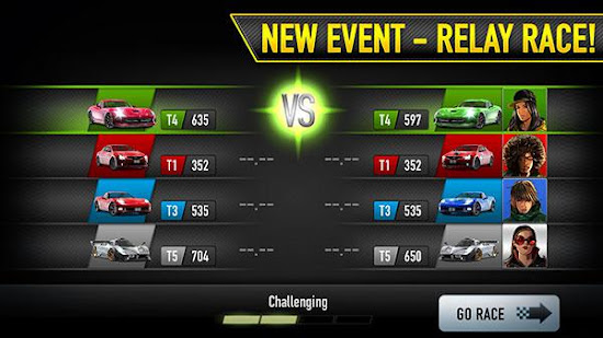CSR Racing v3.0.1 Apk + Data