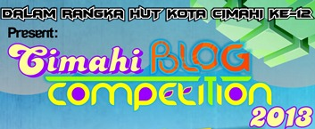 Lomba Blog Tema All About Cimahi