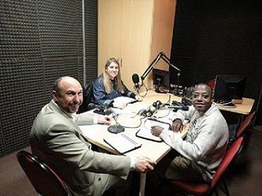 Rádio Sara Brasil FM 95,5  Prog. É Tempo de Semear  ...