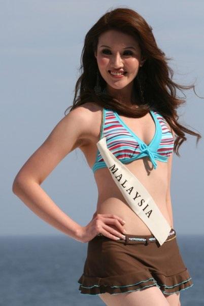 Soo Wincci Bekas Ratu Cantik Miss World Malaysia 2008
