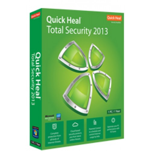 Quick Heal Total Security 2013 Lifetime Licence  Key With Crack + product key (Updated)