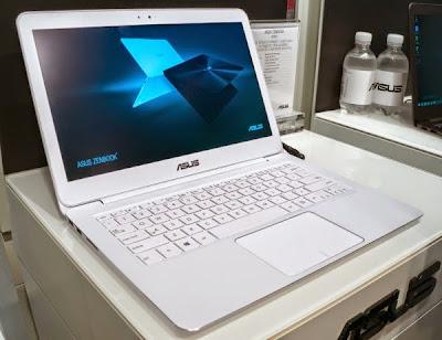Spesifikasi notebook ASUS Zenbook UX305