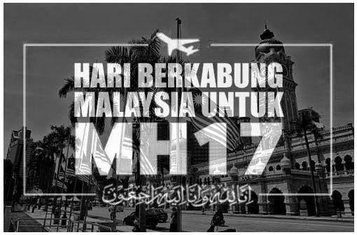 Tribute To Mangsa Keluarga Tragedi MH17 AL FATIHAH TAKZIAH