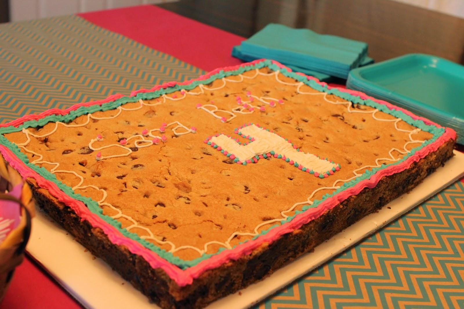 Sams Club Cookie Cake House Cookies