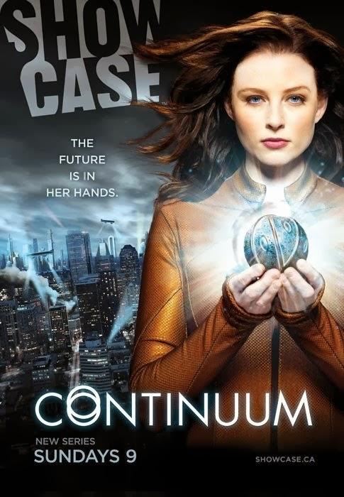 Cổng Thời Gian Phần 2 - Continuum Season 2