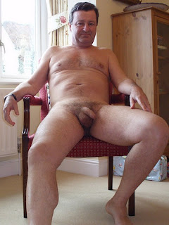 Naked Hairy Dad S