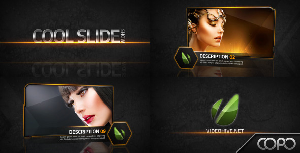 VideoHive Cool Slide Show