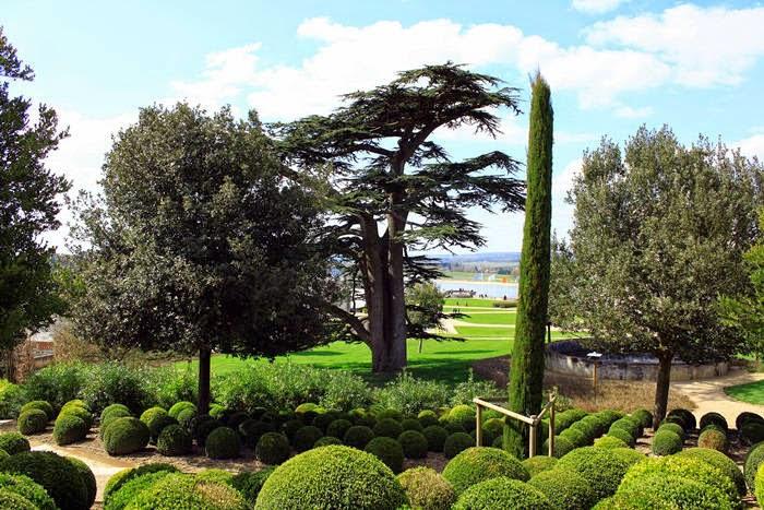 Châteaux de la Loire Amboise Les Jardins