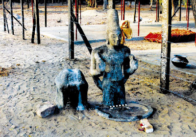 Excavations suggest Buddhism came early to eastern Sri Lanka
