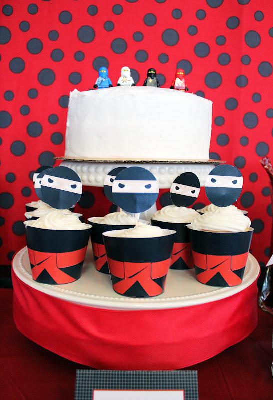 Ninja Makes A Roll Cake