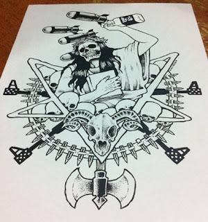Artwork Karya Ken Terror