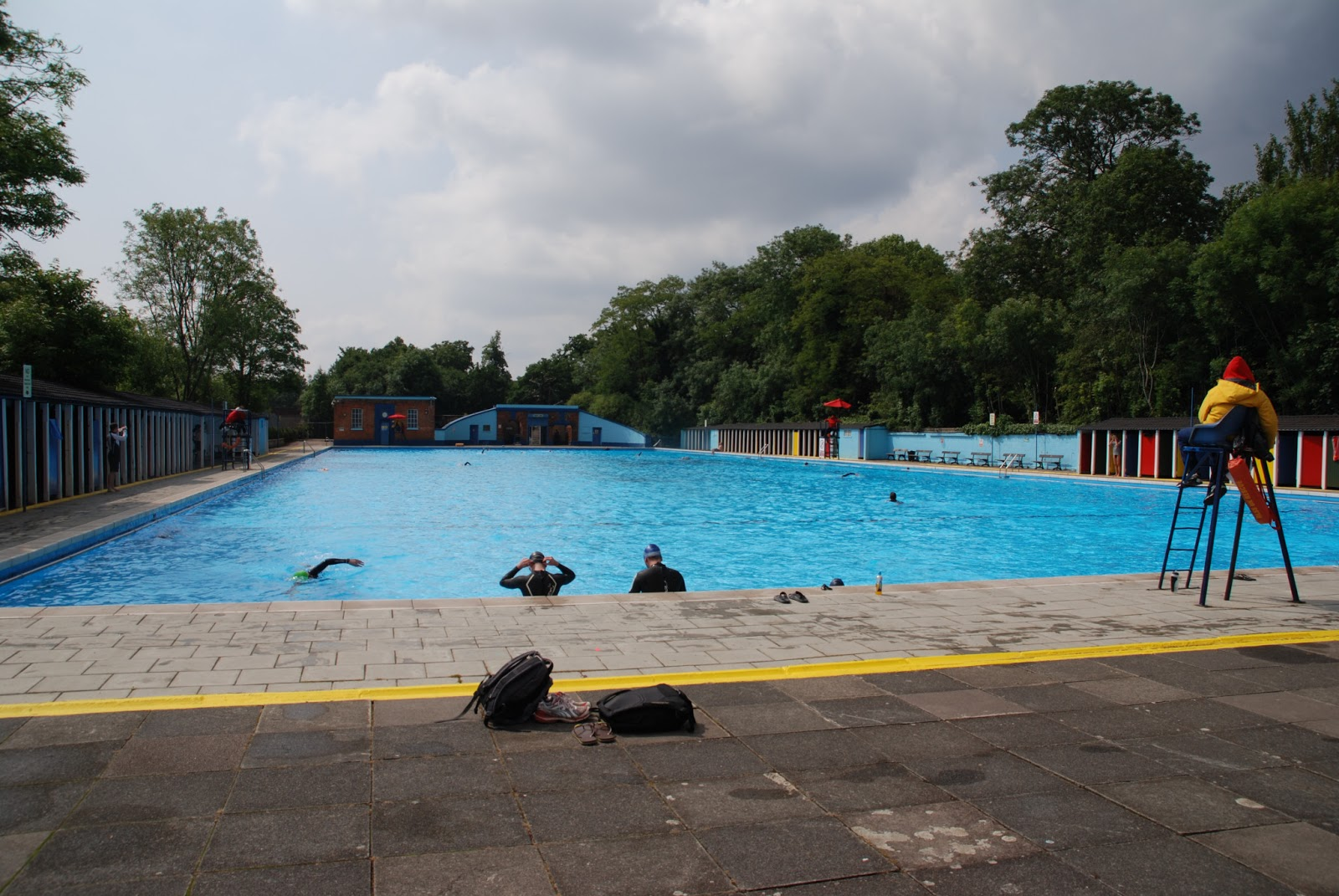 Tooting Bec Lido Dreams Destinations