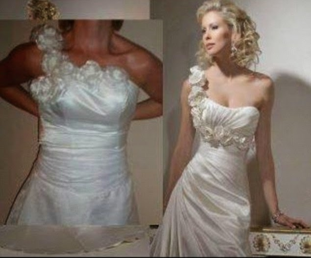 NoozYes : Beware of Online discount Wedding Dresses: Angry Brides ...