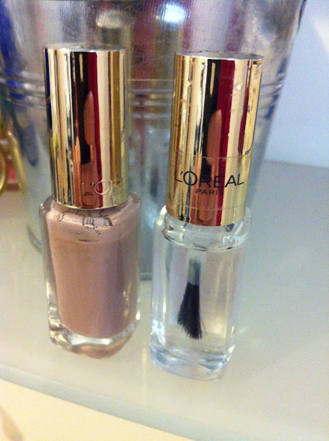 Colour Riche nail polishes by L'Oreal Paris review