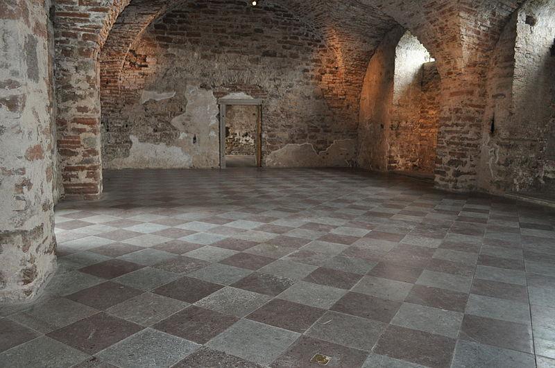 Castle Stone Floor : Swedish interiors by eleish van breems the limestone of Öland