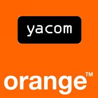 Orange y Yacom