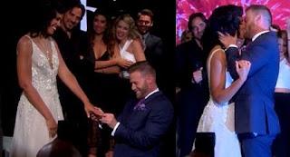rick e maya si sposano