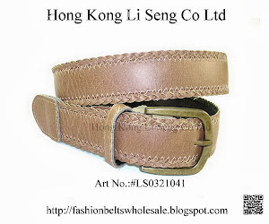 Genuine Leather Belts Wholesale - Hong Kong Li Seng Co Ltd
