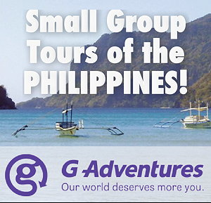 G Adventures Philippines Tours