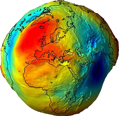 Resultado de imagen de Geodesia