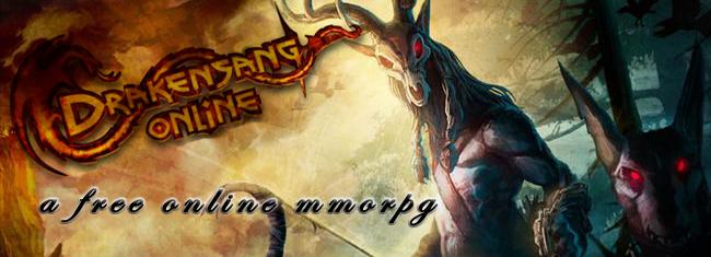 Drakensang : a free online mmorpg