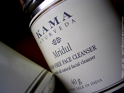 Kama Ayurveda Mridul Soap-Free Natural Cleanser