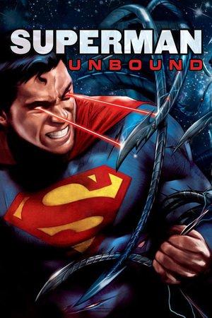 Poster Superman: Unbound 2013